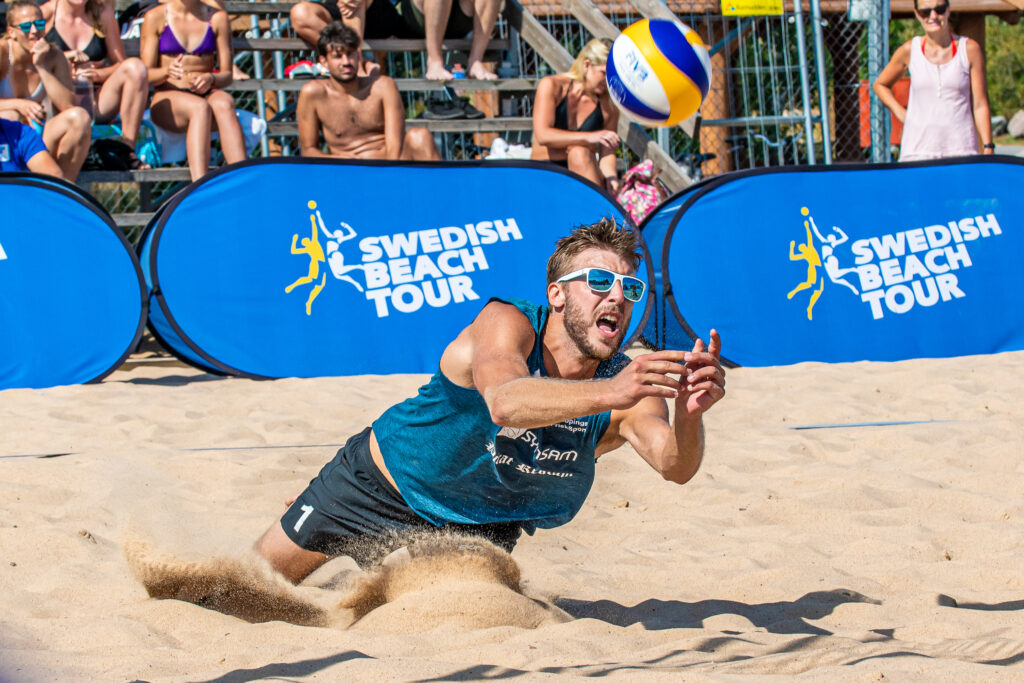 Swedish Beach Tour Final i Nyköping