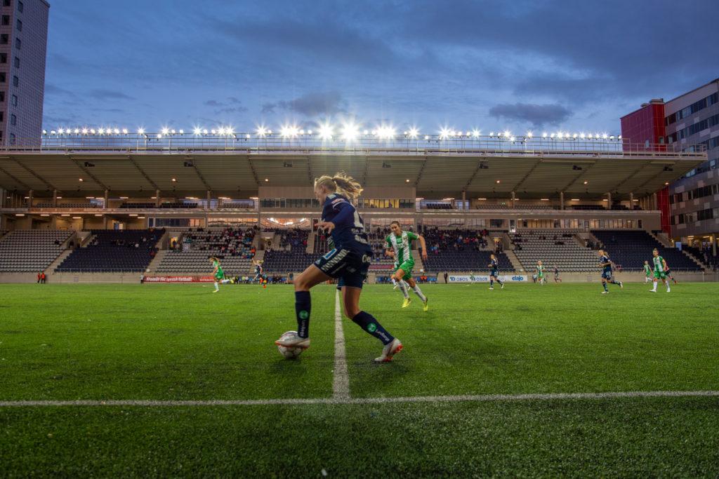 Linköpings FC – Hammarby IF DFF