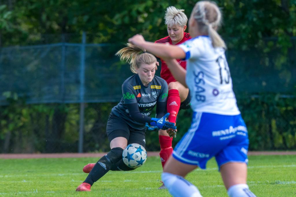 IFK Nyköping – Hässelby SK