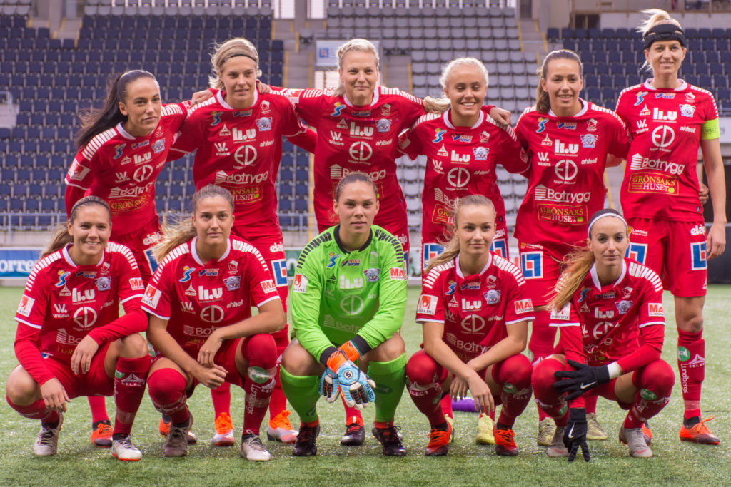 Linköpings FC – WFC Kharkiv UWCL