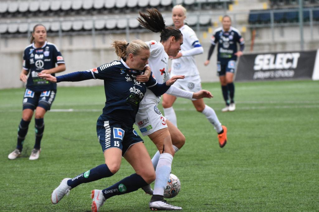Linköpings FC – FC Rosengård