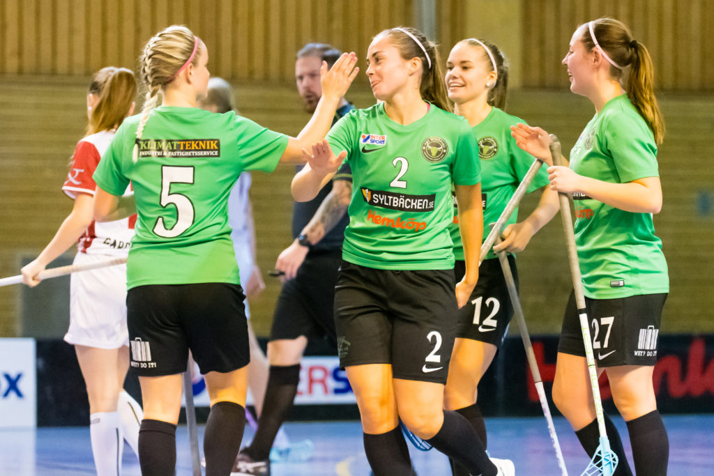 FBC Nyköping – Telge SIBK