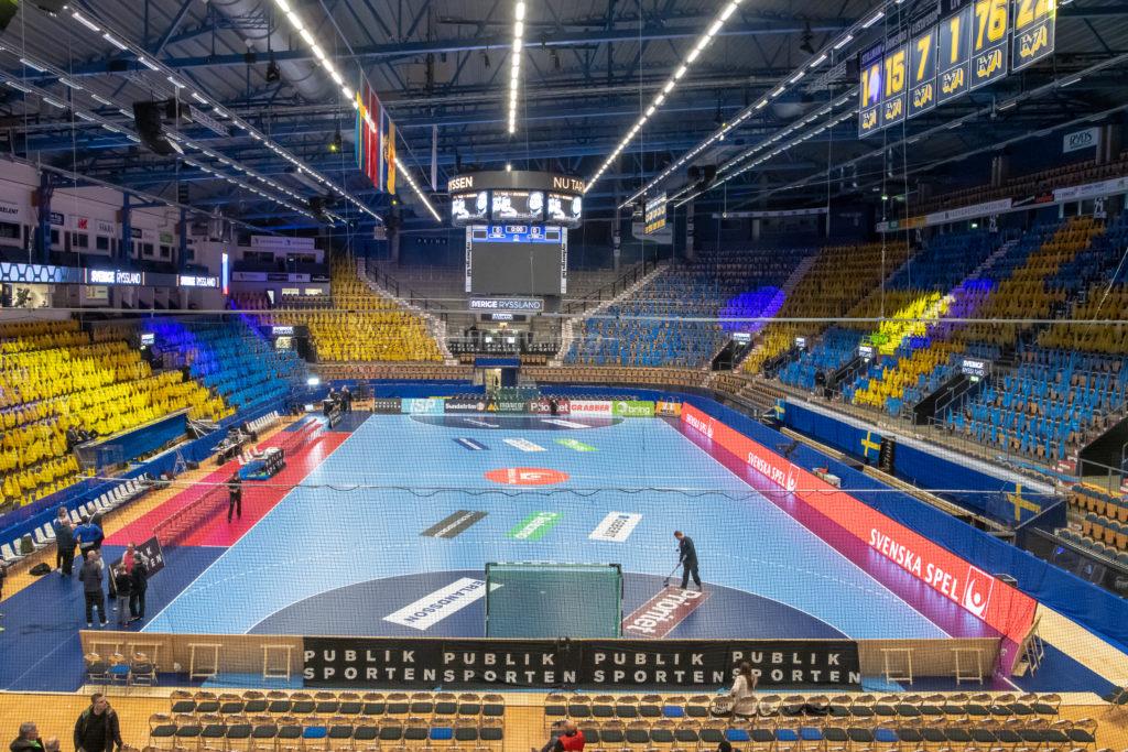Sverige – Ryssland VM uppladdning