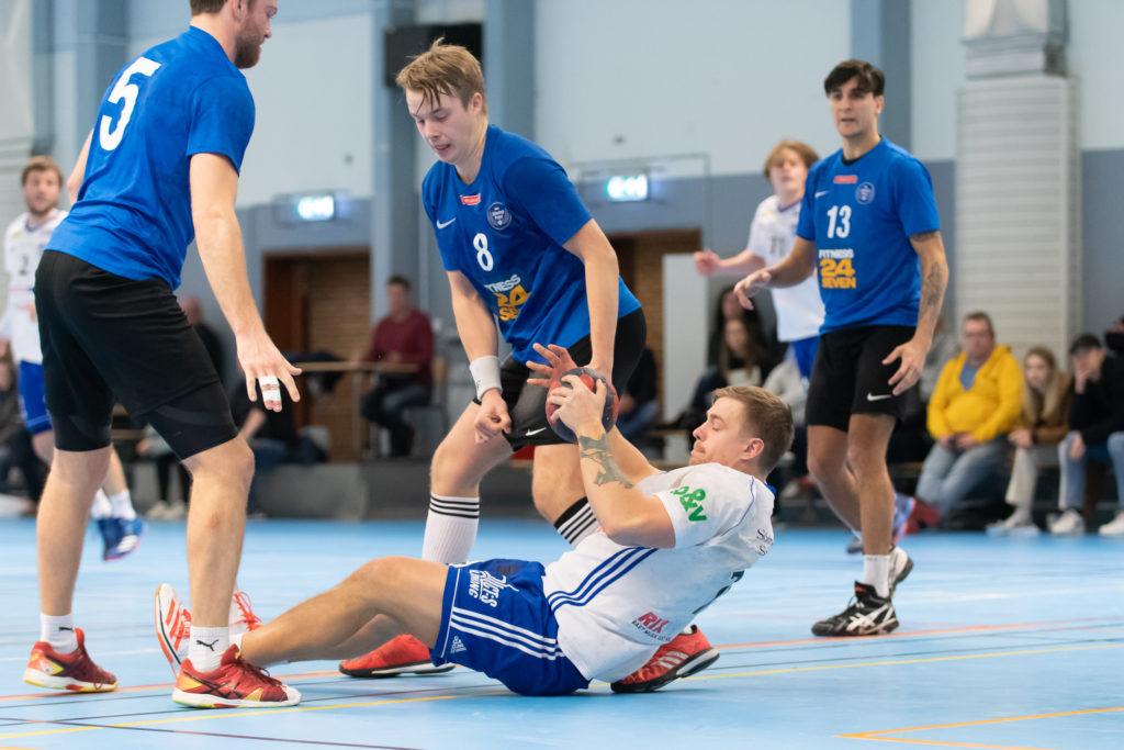 HK Silwing/Troja – IFK Nyköping