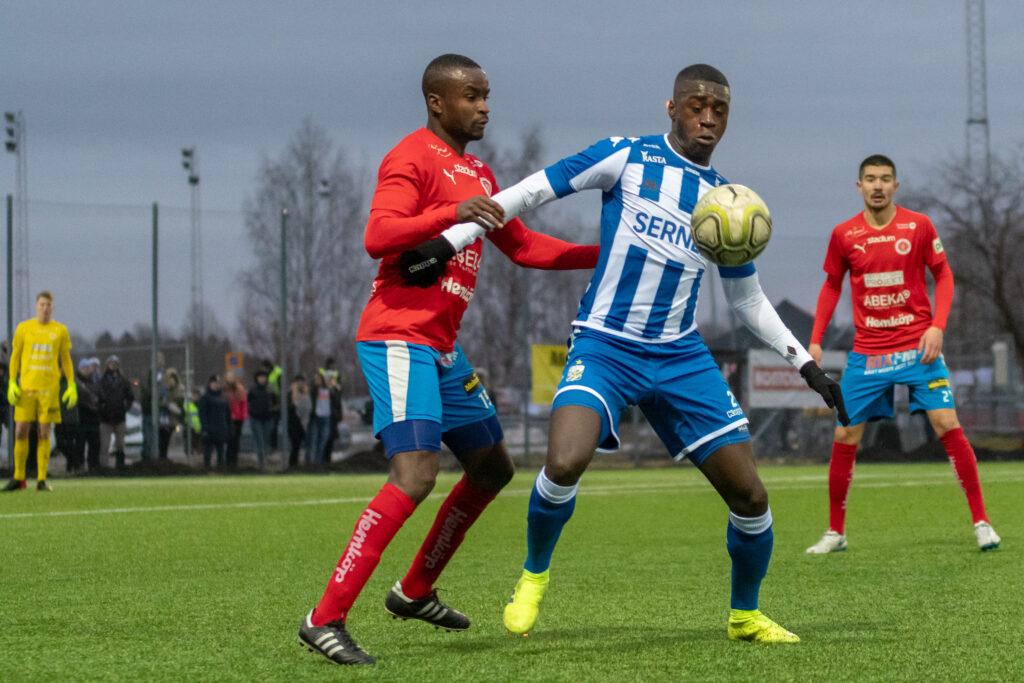 Nyköpings BIS – IFK Göteborg