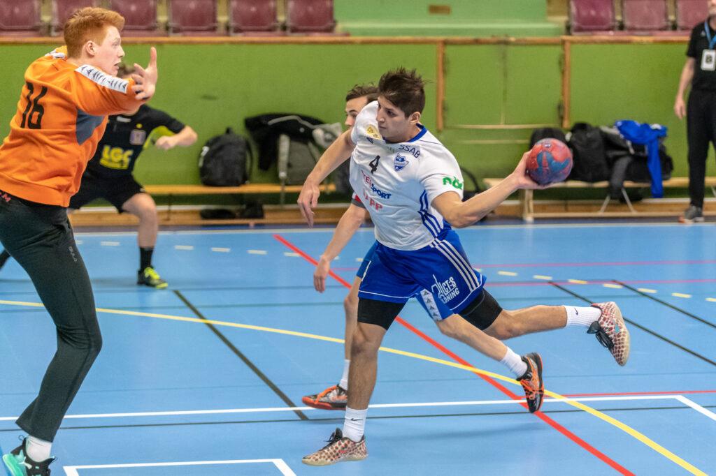 Täby HBK – IFK Nyköping