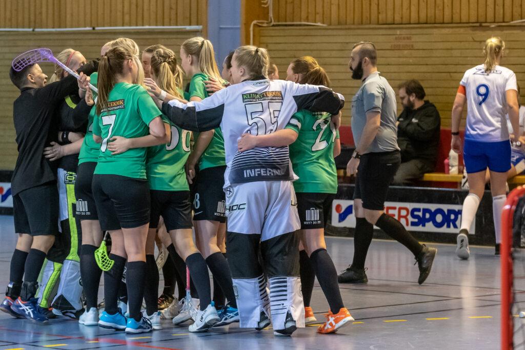 FBC Nyköping – IBK Åtvidaberg/IBF Linköping U-lag