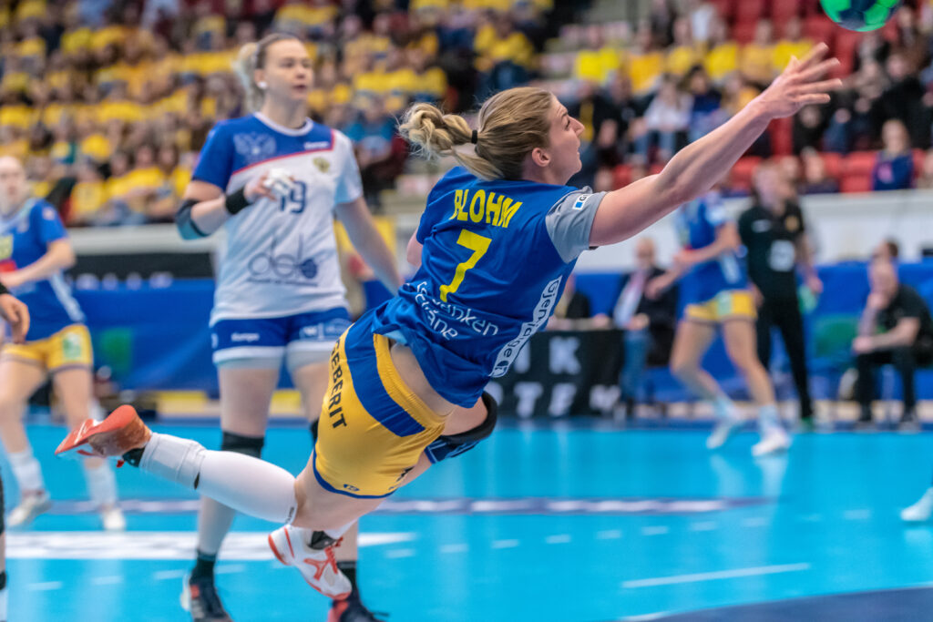 Sverige – Ryssland (match 2)
