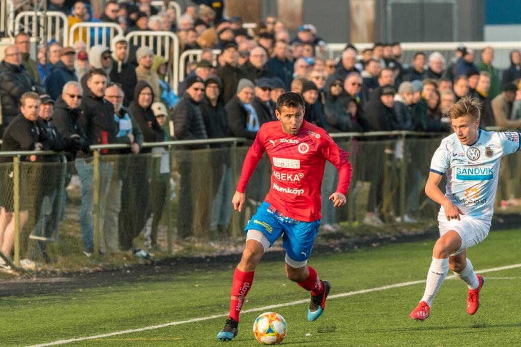 Nyköpings BIS – Gefle IF FF