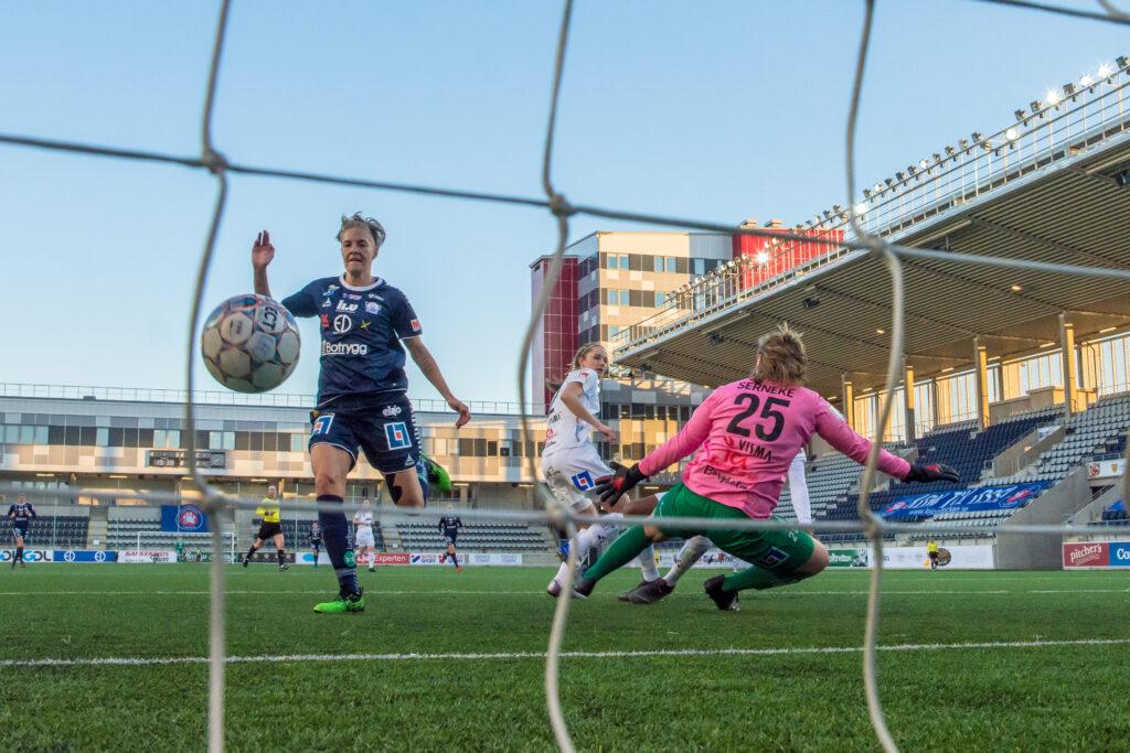 Linköpings FC – Växjö DFF