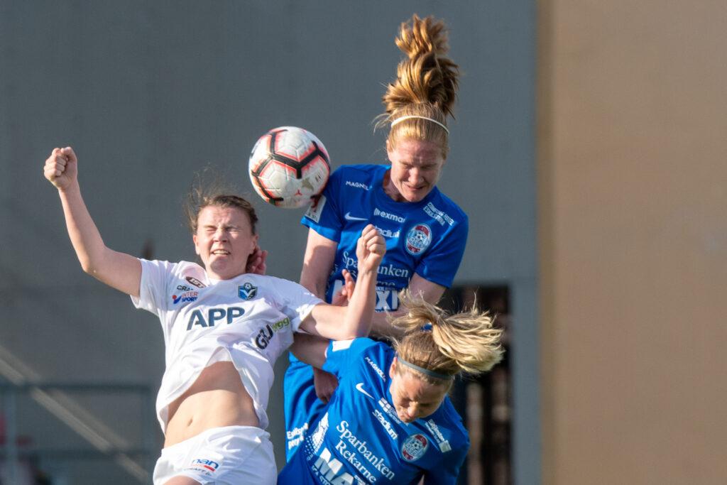 Eskilstuna United DFF – Växjö DFF