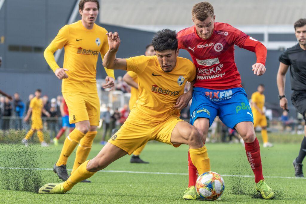 Nyköpings BIS – FC Linköpings City