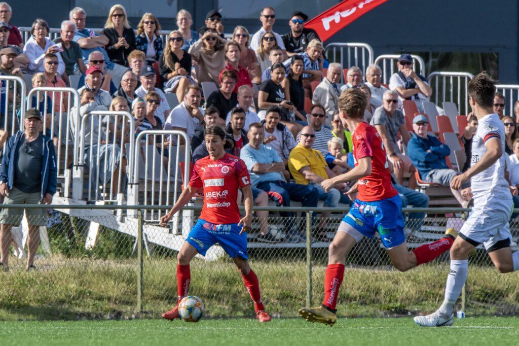 Nyköpings BIS – Carlstad United