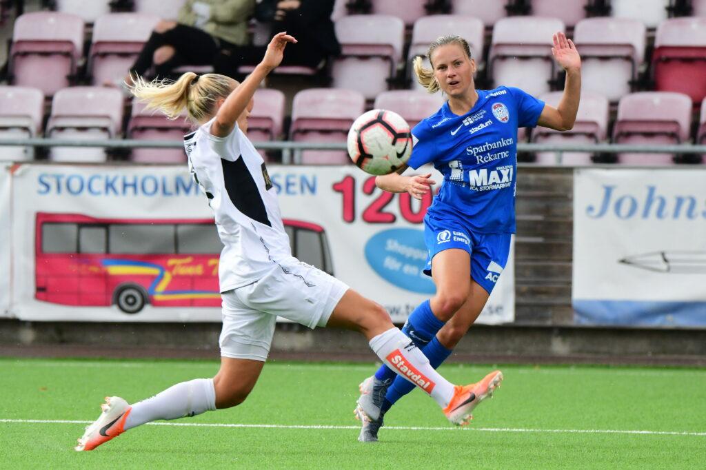 Eskilstuna United DFF – Kopparbergs Göteborg FC
