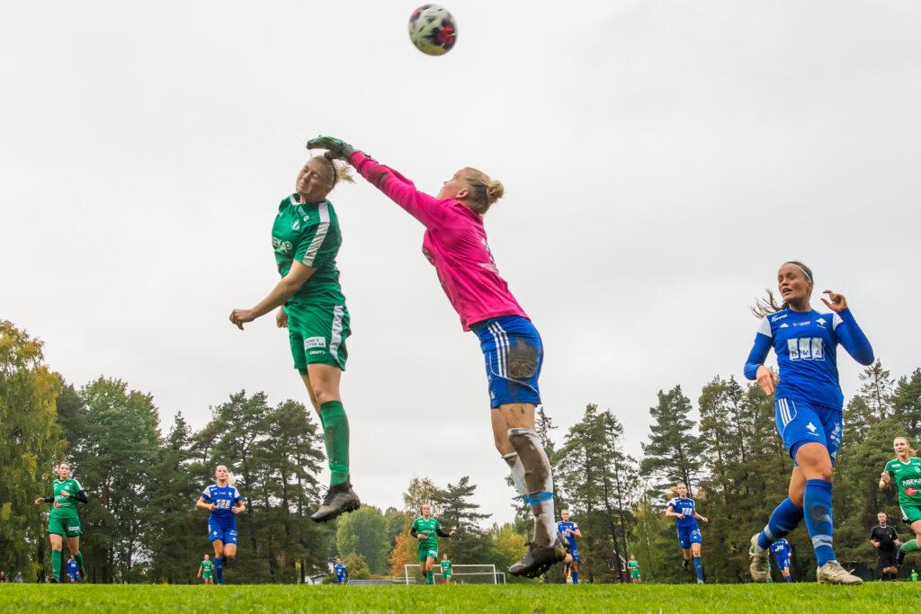 IK Tun – IFK Hallsberg