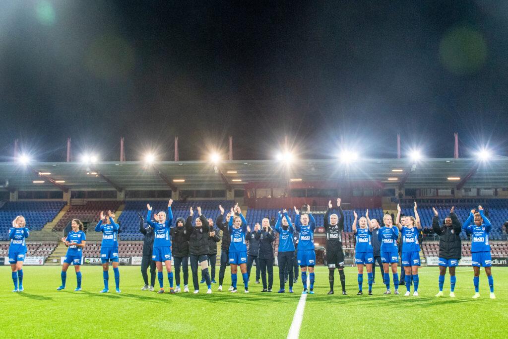 Eskilstuna United DFF – Kristianstads DFF