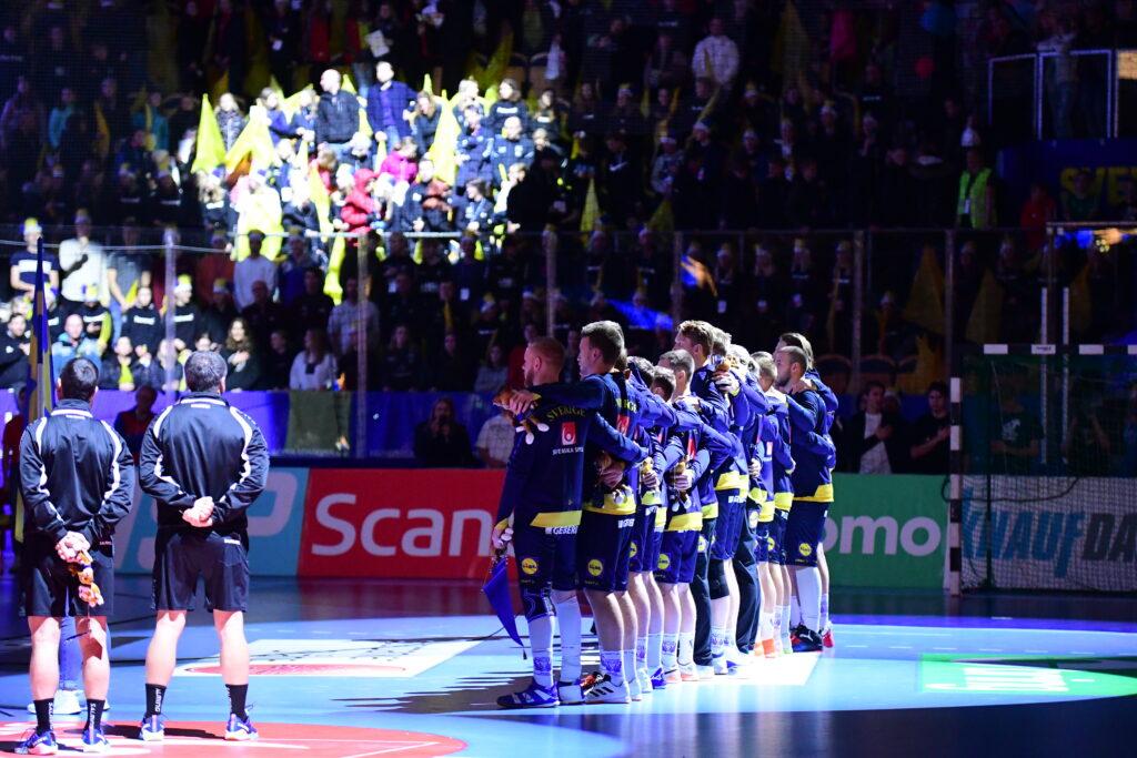 Sverige – Egypten