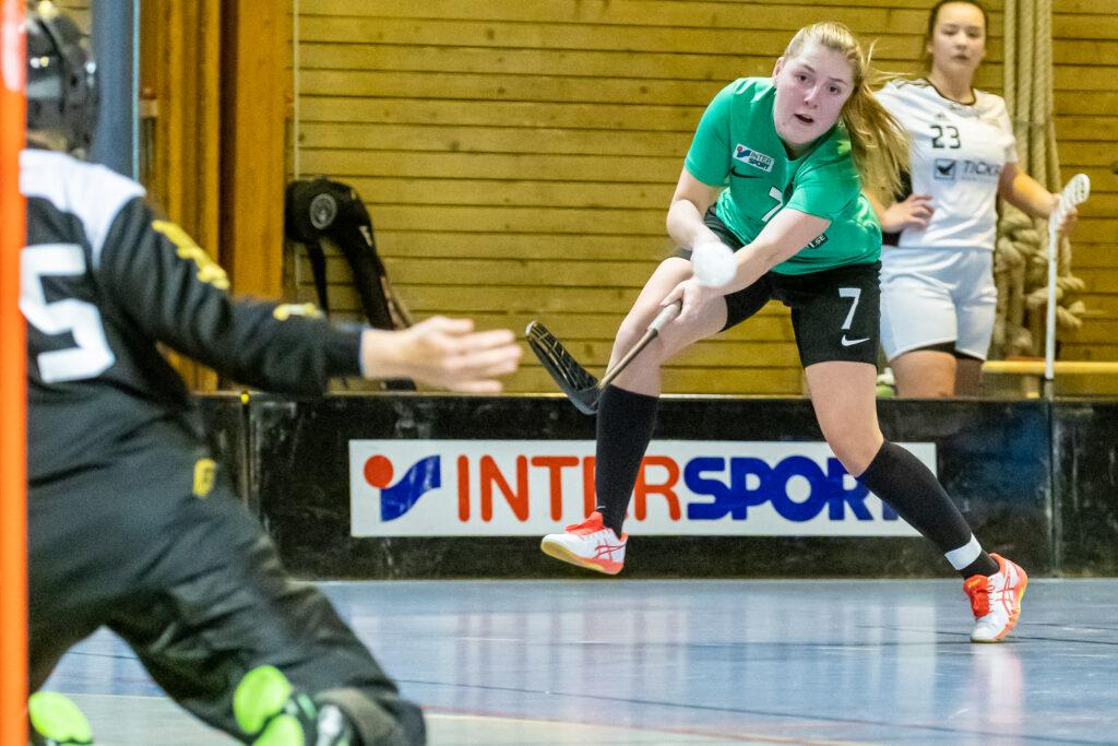 FBC Nyköping – Linköpings IBK Ungdom