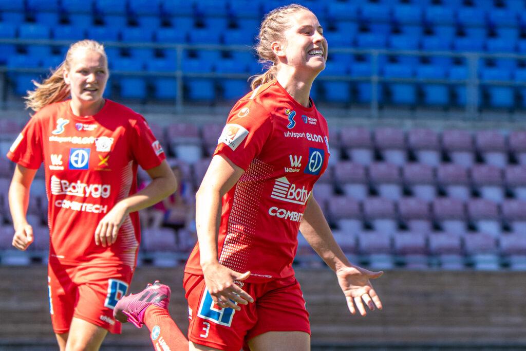 Eskilstuna United DFF – Linköpings FC