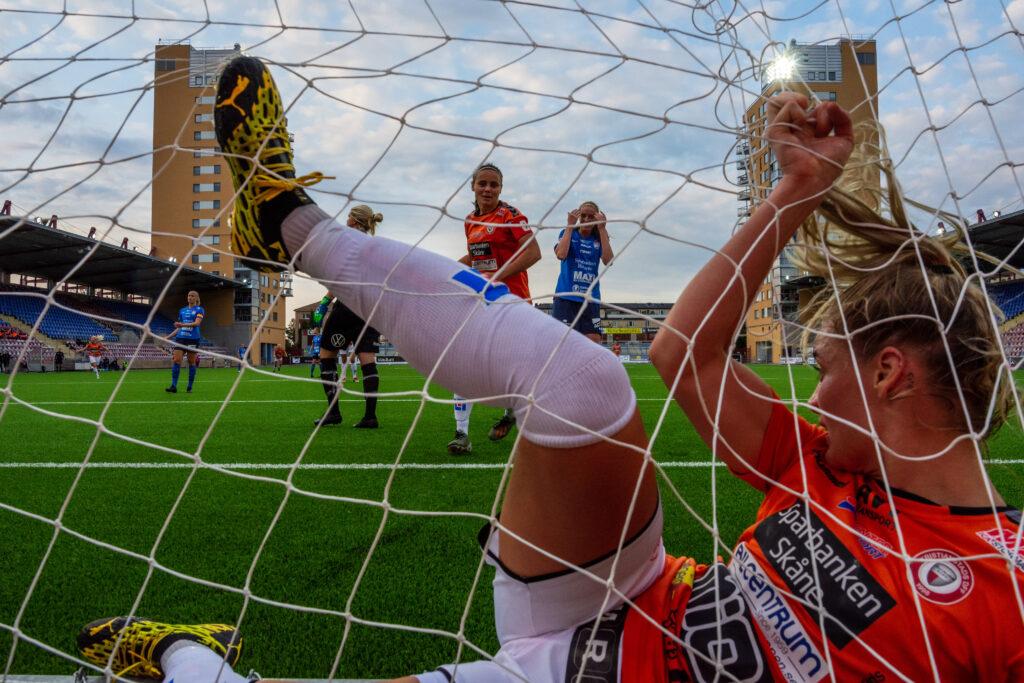 Eskilstuna United – Kristianstads DFF