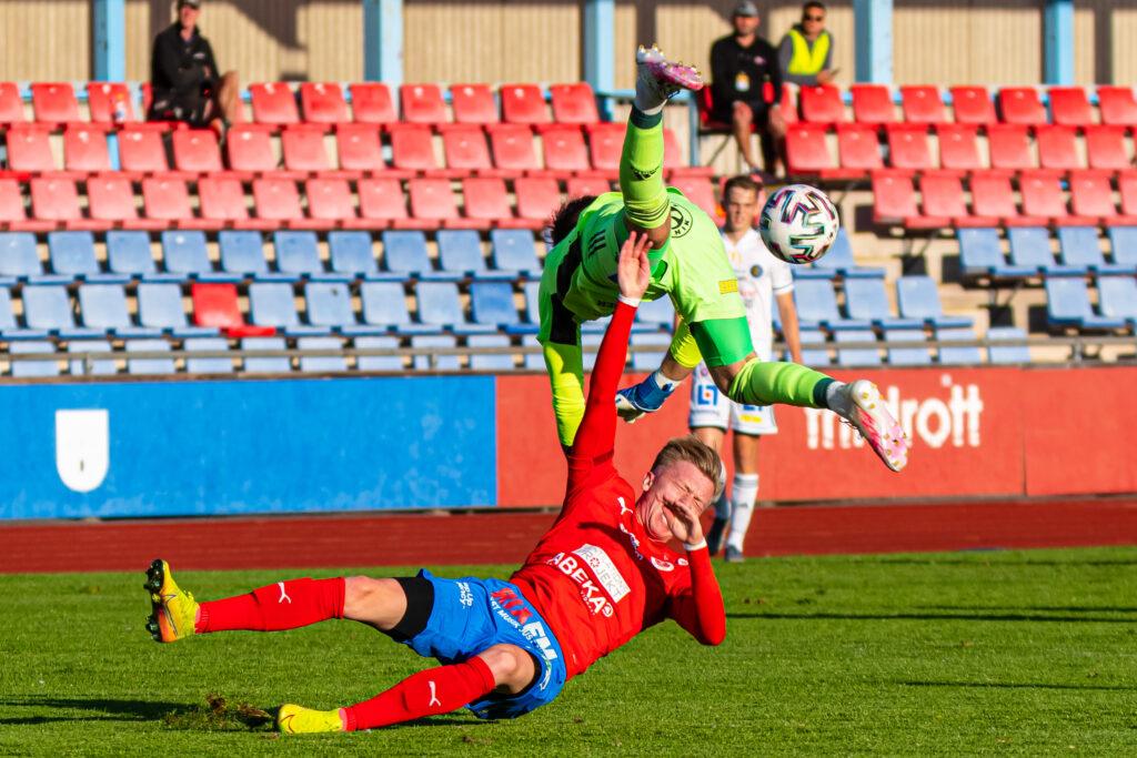 Nyköpings BIS – IF Karlstad Fotboll