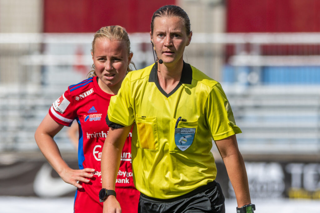 Eskilstuna United DFF – Vittsjö GIK