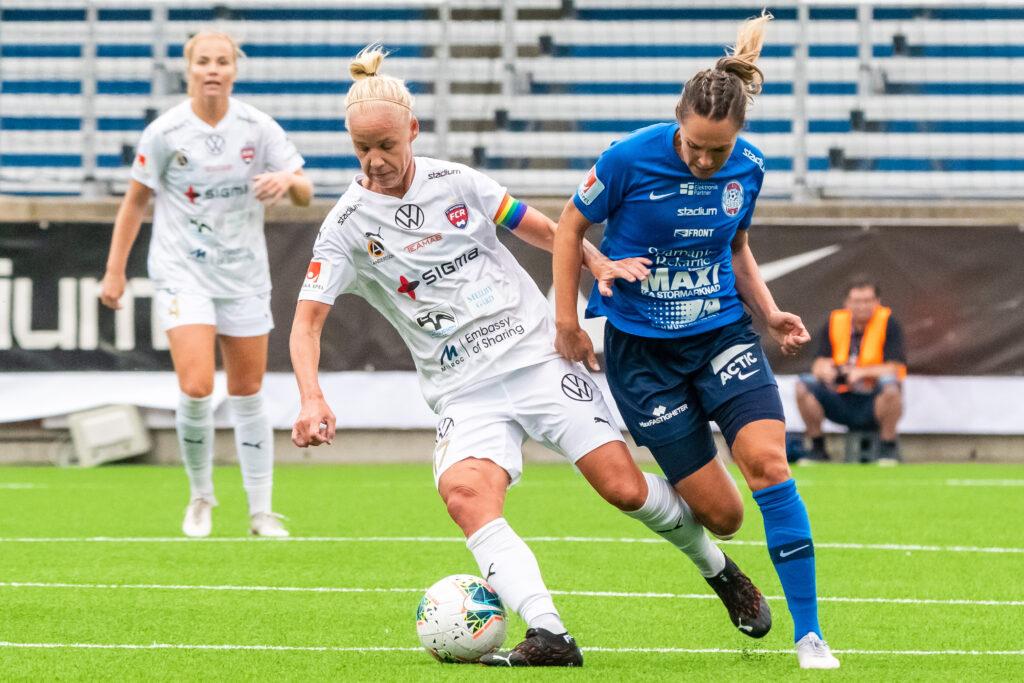 Eskilstuna United DFF – FC Rosengård