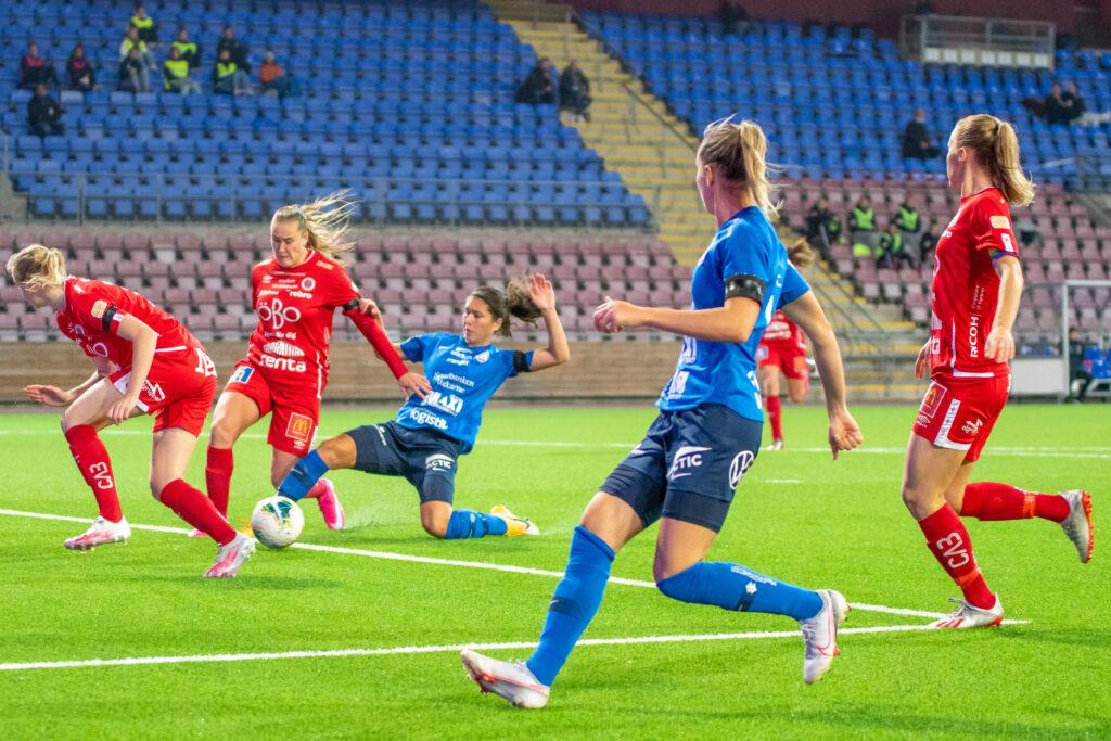 Eskilstuna United DFF – KIF Örebro DFF