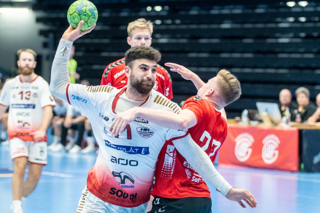 Eskilstuna Guif – HK Malmö