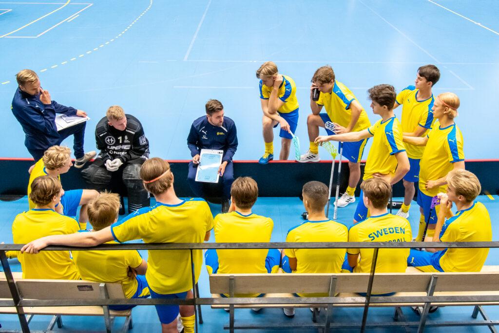 U19 landslaget träningsläger