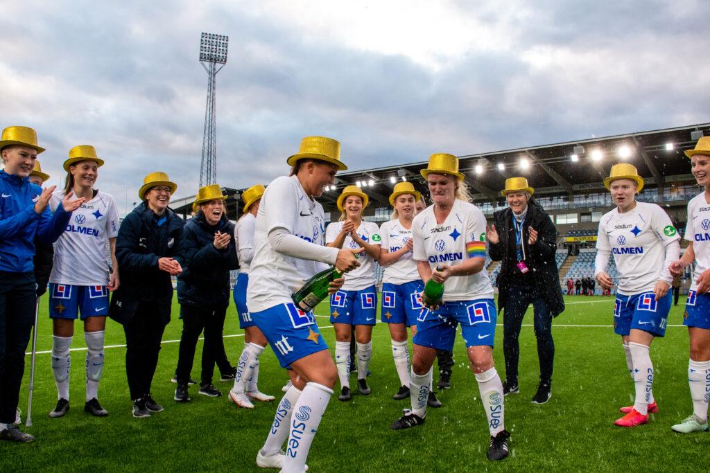 IFK Norrköping – IK Rössö Uddevalla