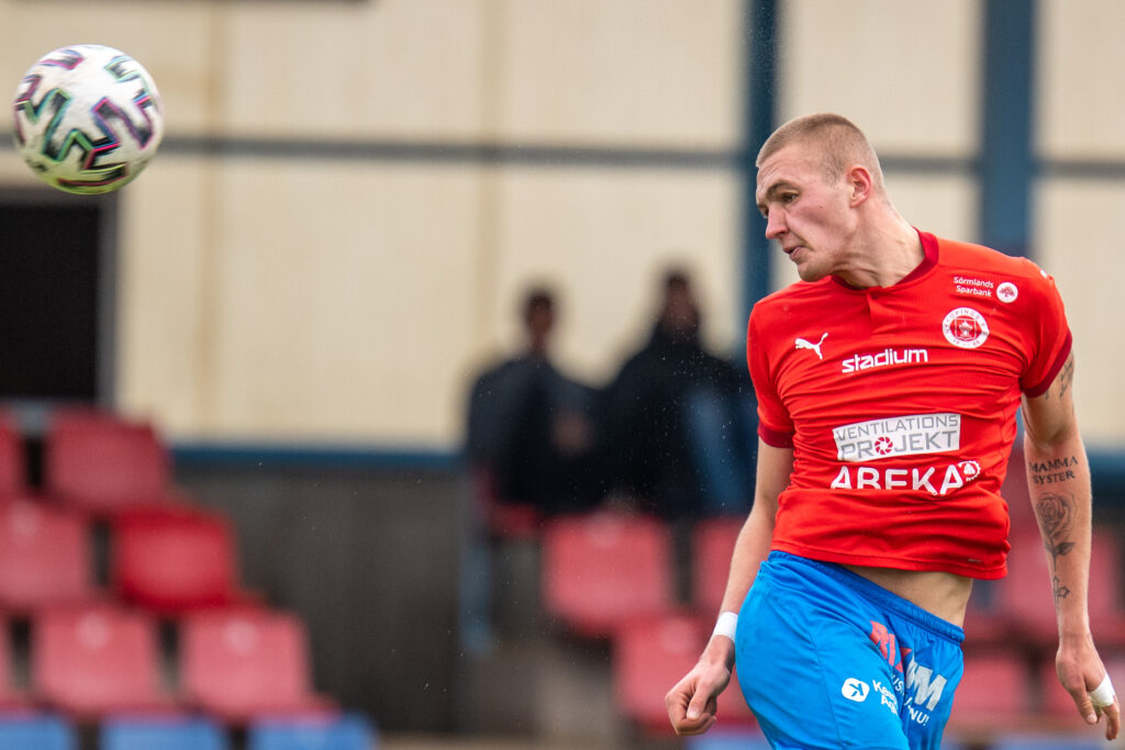Nyköpings BIS – Sollentuna FK