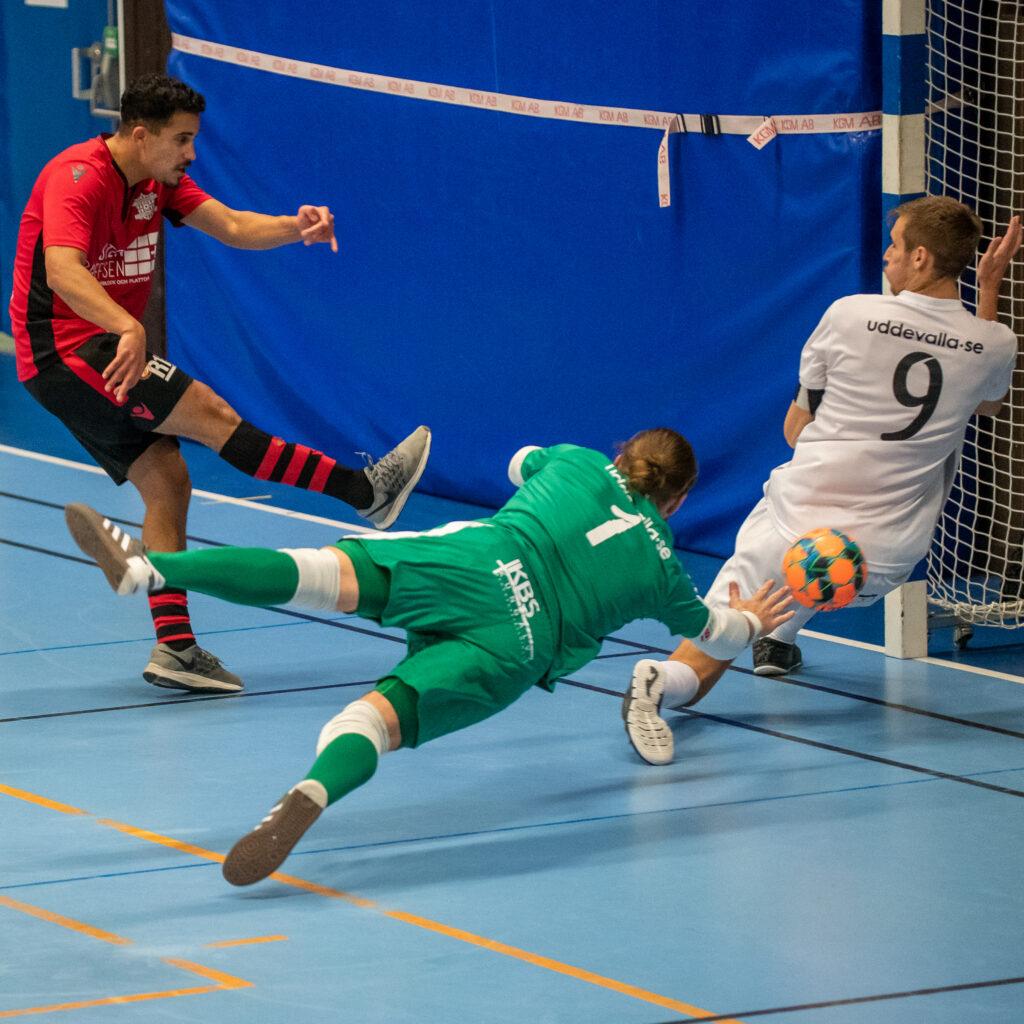 Strängnäs Futsal Club – IFK Uddevalla