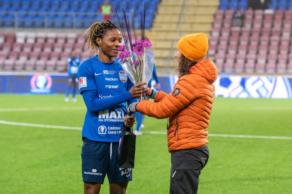 Eskilstuna United DFF – Umeå IK FF